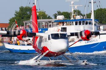 OY-NSA - Nordic Seaplanes de Havilland Canada DHC-6 Twin Otter