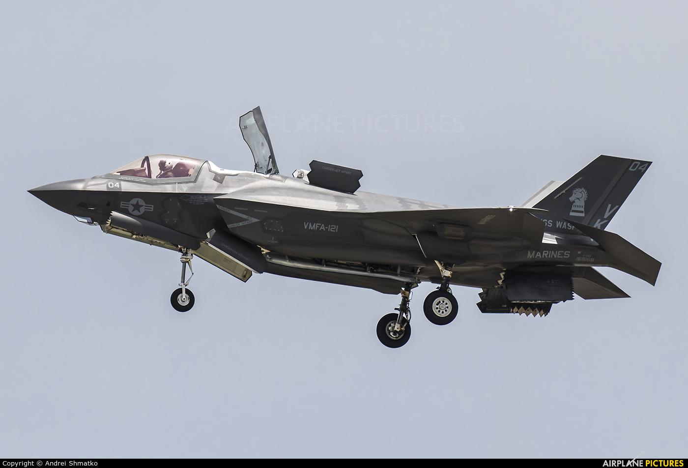 USA - Marine Corps 169168 aircraft at Iwakuni MCAS