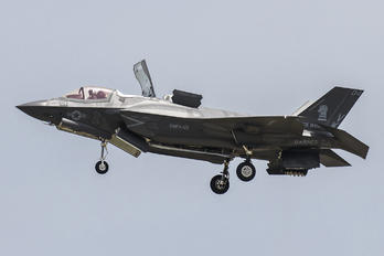 169168 - USA - Marine Corps Lockheed Martin F-35B Lightning II