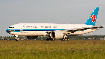 B-2041 - China Southern Cargo Boeing 777F
