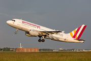 D-AKNS - Germanwings Airbus A319 aircraft
