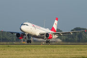 OE-LBY - Austrian Airlines/Arrows/Tyrolean Airbus A320 aircraft