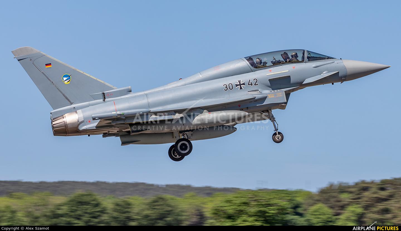 Germany - Air Force 30+42 aircraft at Lossiemouth
