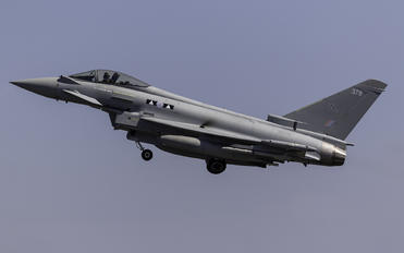 ZK378 - Royal Air Force Eurofighter Typhoon FGR.4