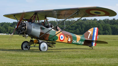 OK HUI04 - Private Morane Saulnier MS.185