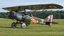 OK HUI04 - Private Morane Saulnier MS.185 aircraft