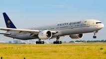 HZ-AK22 - Saudi Arabian Airlines Boeing 777-300ER aircraft