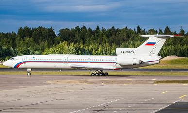 RA-85605 - Russia - Air Force Tupolev Tu-154B-2