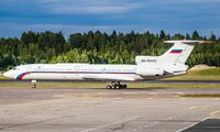 RA-85605 - Russia - Air Force Tupolev Tu-154B-2 aircraft