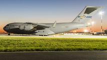 33116 - USA - Air National Guard Boeing C-17A Globemaster III aircraft