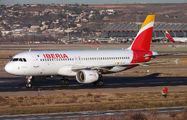 EC-IEG - Iberia Airbus A320 aircraft