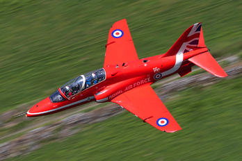 "XX245 - Royal Air Force ""Red Arrows"" British Aerospace Hawk T.1/ 1A"