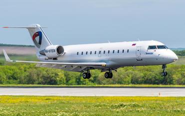 RA-67231 - Severstal Canadair CL-600 CRJ-200