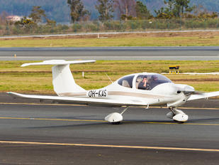 OH-KAS - Private Diamond DA 40 Diamond Star