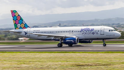 N623JB - JetBlue Airways Airbus A320