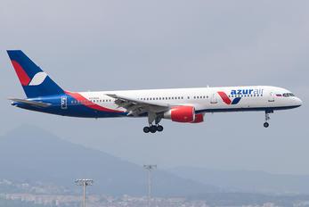 VQ-BQA - AzurAir Boeing 757-200