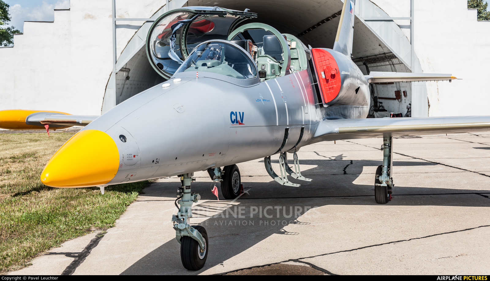 Czech - Air Force 0113 aircraft at Pardubice