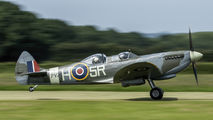 G-CCCA - Boultbee Flight Academy Supermarine Spitfire T.9 aircraft
