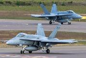 HN-456 - Finland - Air Force McDonnell Douglas F-18C Hornet aircraft