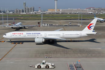 B-7883 - China Eastern Airlines Boeing 777-300ER