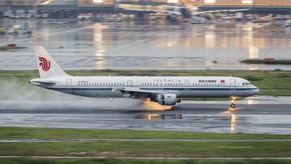 B-6593 - Air China Airbus A321