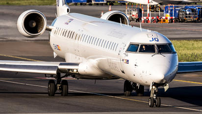 EC-MJQ - SAS - Scandinavian Airlines Canadair CL-600 CRJ-1000
