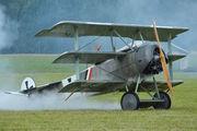 OK-TAV58 - Germany - Imperial Air Force (WW1) Fokker DR.1 Triplane (replica) aircraft