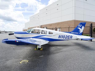 N102ER - Private Piper PA-28 Arrow