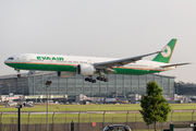 B-16709 - Eva Air Boeing 777-300ER aircraft