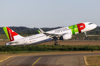 CS-TVA - TAP Portugal Airbus A320 NEO