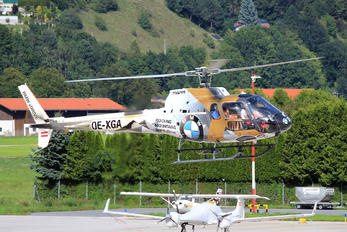 OE-XGA - Wucher Helicopter Aerospatiale AS350 Ecureuil / Squirrel