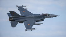 FA-69 - Belgium - Air Force General Dynamics F-16A Fighting Falcon aircraft