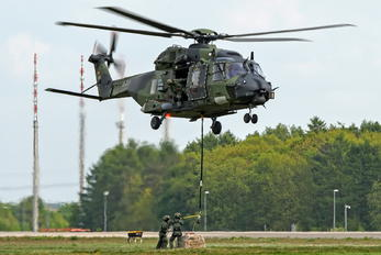 79+13 - Germany - Air Force NH Industries NH-90 TTH