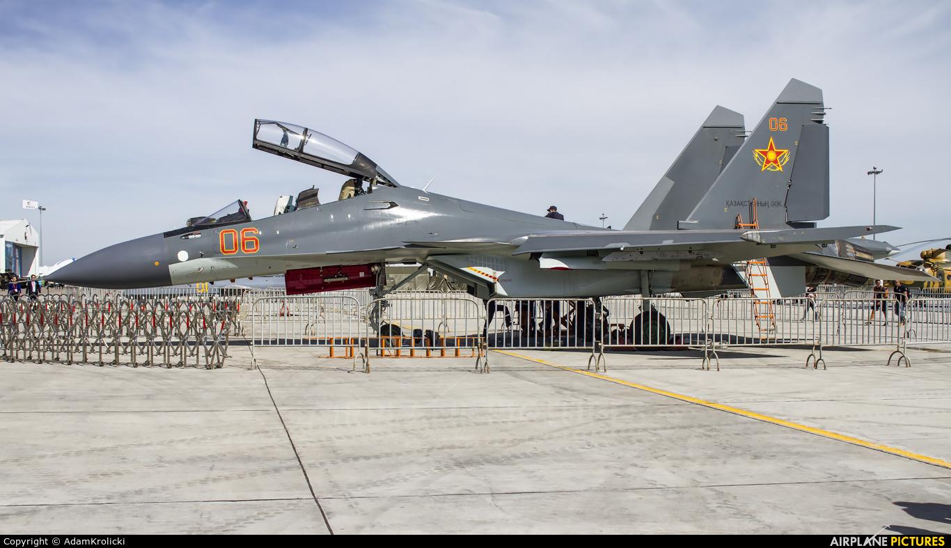 Kazakhstan - Air Force 02 aircraft at Astana