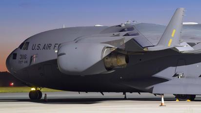 03-3116 - USA - Air Force Boeing C-17A Globemaster III