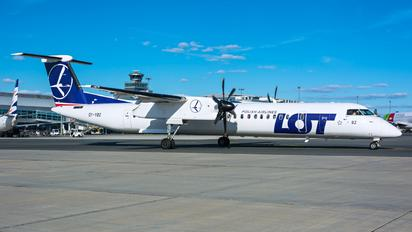 OY-YBZ - Nordic Aviation Capital de Havilland Canada DHC-8-400Q / Bombardier Q400