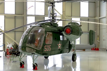 505 - Hungary - Air Force Kamov Ka-26