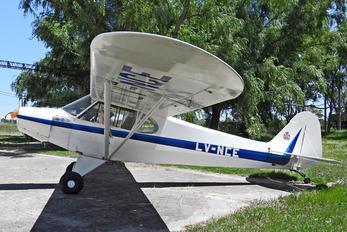 LV-NCE - Private Piper PA-11 Cub