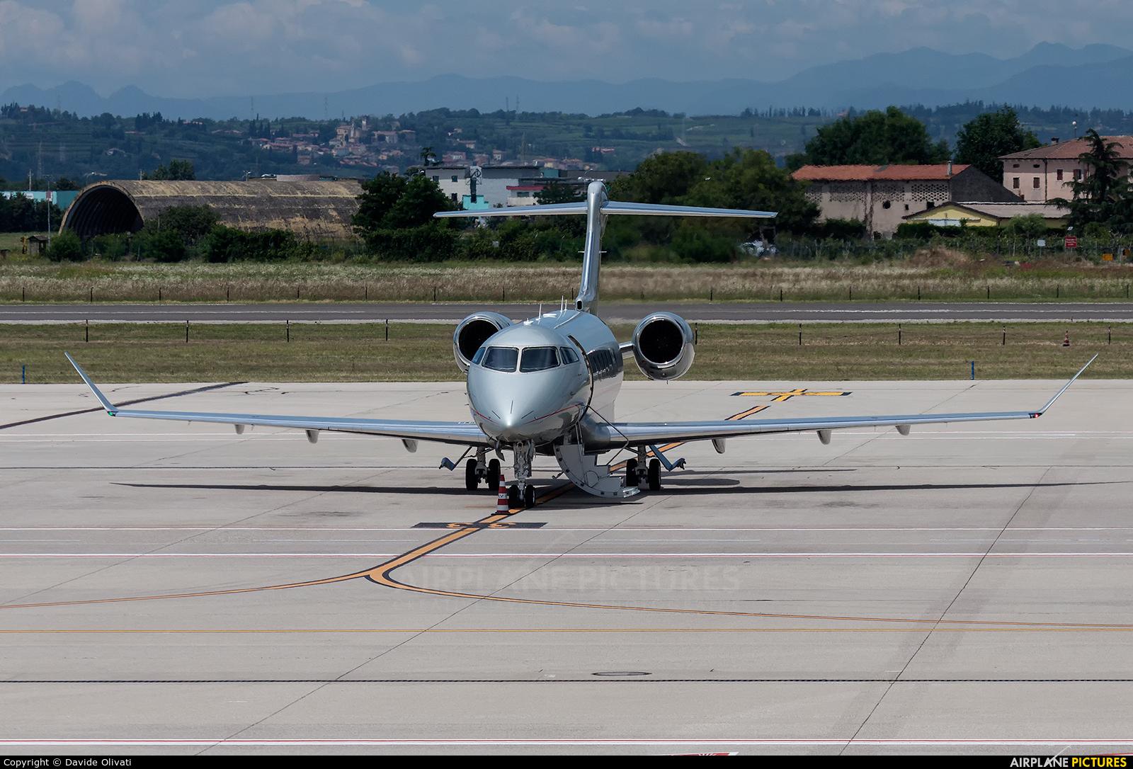 Vistajet 9H-VCB aircraft at Verona - Villafranca