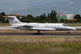 D-CFTG - Quick Air Jet Charter Learjet 35
