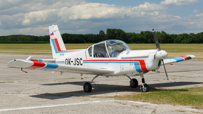 OK-JSC - Aeroklub Czech Republic Zlín Aircraft Z-42M