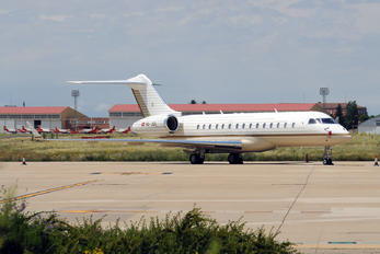 HB-JGE - TAG Aviation Bombardier BD-700 Global Express