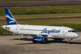 RA-89038 - Yakutia Airlines Sukhoi Superjet 100