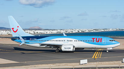 G-FDZA - TUI Airways Boeing 737-800