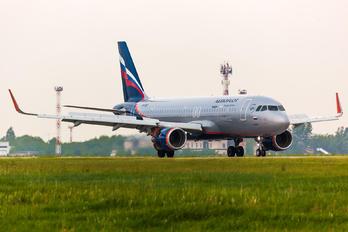 VP-BIF - Aeroflot Airbus A320
