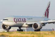 A7-BFH - Qatar Airways Cargo Boeing 777F aircraft