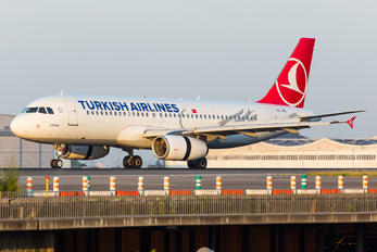 TC-JPL - Turkish Airlines Airbus A320