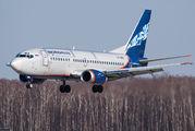 VP-BRN - Nordavia Boeing 737-500 aircraft