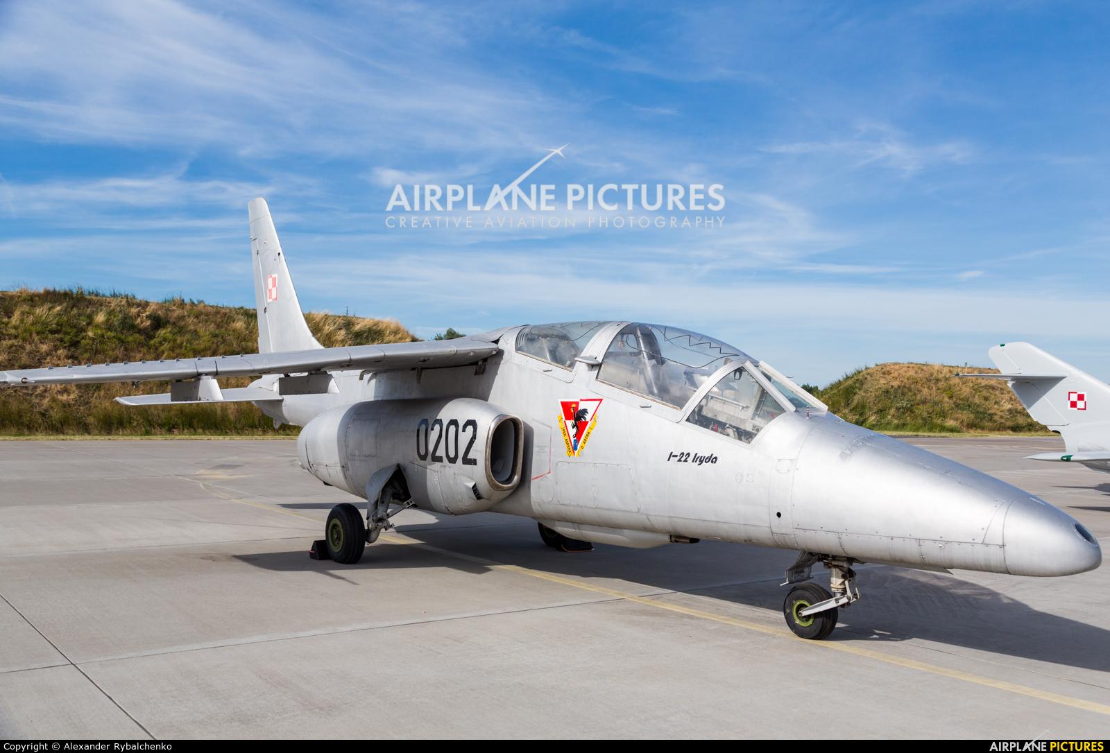 Poland - Air Force 0202 aircraft at Malbork
