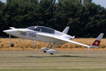 HB-YDL - Private Rutan VaryEze
